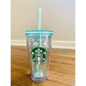 New Starbucks Mermaid Tumbler 16oz